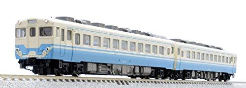 TOMIX Nゲージ キハ58系急行ディーゼルカー JR四国色 セット 2両 98045 鉄道模型 ディーゼルカーの商品画像