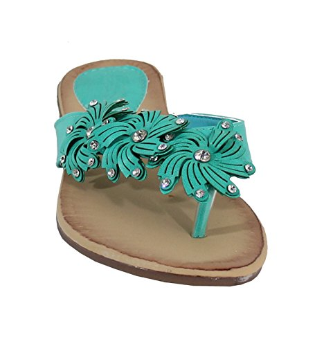 By Shoes - Sandalias para Mujer Green