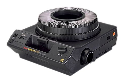 35mm slide projector - 3