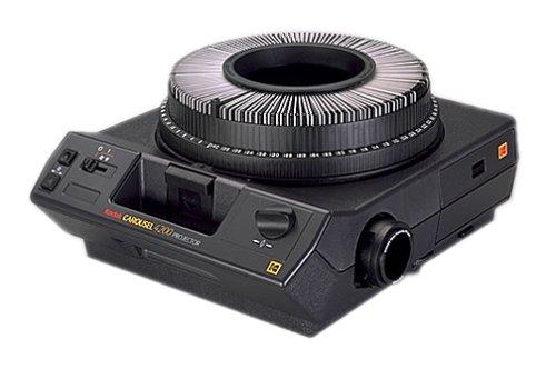 Kodak Carousel 4200 Slide Projector