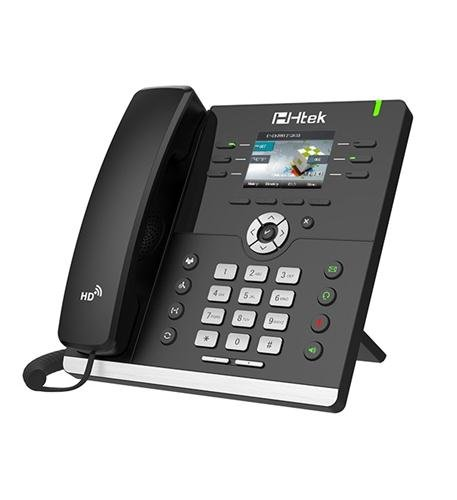 Gigabit Color Ip Phone (HTEK Gigabit Color IP Phone)