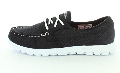 Skechers On-The-Go - Mist - Zapatillas de deporte Mujer Black / White-BKW