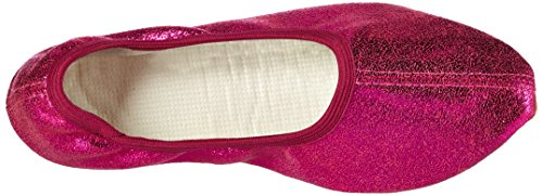 Gymnastikschuhe Damen Pink Pink Beck Basic EFRXwFq
