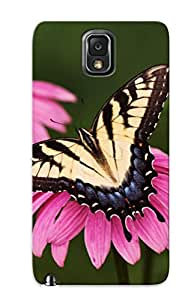 High-quality Durable Protection Case For Galaxy Note 3(buerfly ) For New Year's Day's Gift