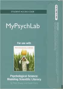 psychological science canadian edition pdf