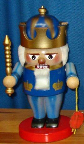 Pinnacle Peak Trading NWG5-1496SIGN Steinbach Signed Troll Bavarian King German Christmas Nutcracker