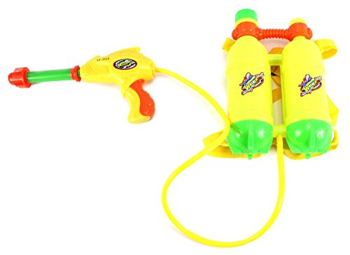 UPC 617390294188, High Pressure Super Streamer Pump Action Water Gun w/ Backpack Dual Tank, Ultimate Spring/Summer Time Toy, Shoots 20 Ft
