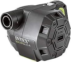 Intex 66642 - Hinchador eléctrico recargable 220-240V con ...