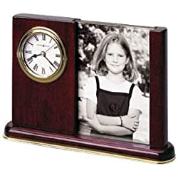 Portrait Caddy Table Clock