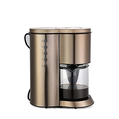 LJHA kafeiji Máquina de café americana, máquina de café por goteo, máquina de café