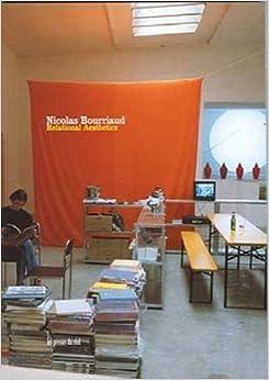 Book Relational Aesthetics by Nicolas Bourriaud (1998-01-01)