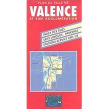 IGN PLAN : VALENCE (DRÔME) NO.72322