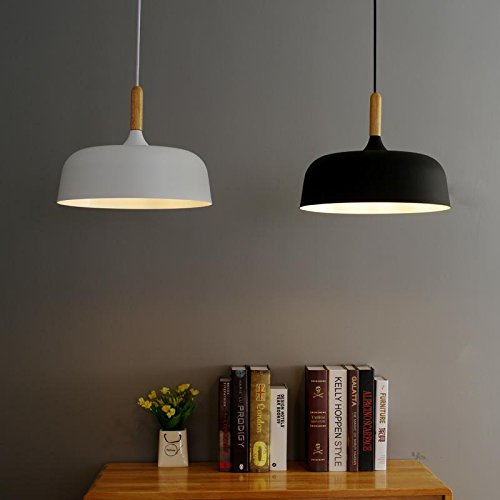 E26/27 Modern Pendant Light Industrial Art Deco Ceiling ...