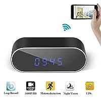 Gogloo 1080p Camera WiFi Alarm Clock Deals