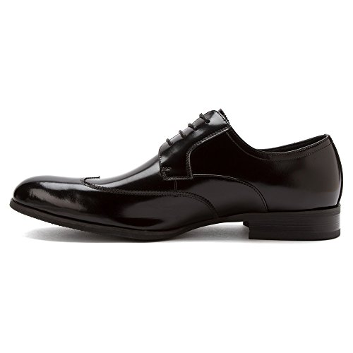 Stacy Adams Mens Gleason Oxford Scarpe Nere