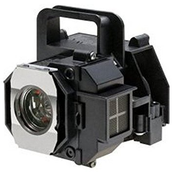 Powerlite Home Cinema 8100 Epson Projector Lamp Replacement. Projector Lamp Assembly with High Quality 200 Watt UHE Osram Projector Bulb Inside (8100 Epson Projector)