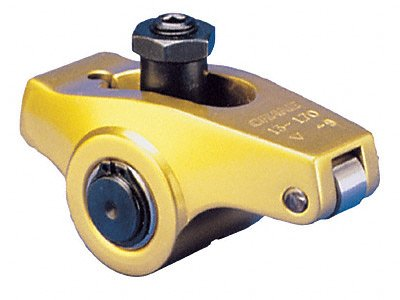 Crane 86757-16 Gold Race Extruded Roller Rocker Arm - Pack of (Crane Cams Roller Tip Rocker)