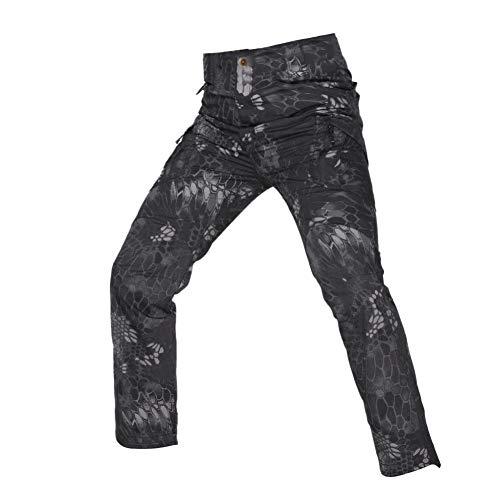 Reg Patterned - HOT! NRUTUP Men's Survivor Iv Relaxed Fit Cargo Pant-Reg Casual Tactical Military Army Combat Outdoors Trousers New!