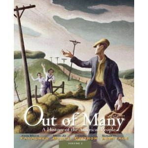 Out of Many: A History of the American People, Volume 2 (7th Edition) pdf epub