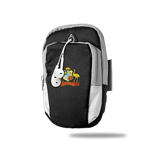 australia-cricket-logo-outdoor-sport-armbags-bag-running-bags-black-for-unisexone-size