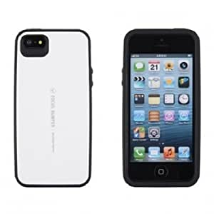 Goospery Focus Bumper Case for iPhone 4/4S - Retail Packaging - White