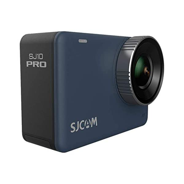 RetinaPix SJCAM SJ10 Pro 12 MP 4K Waterproof Action Camera with Dual Stereo Microphones