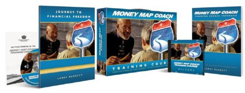 Money Map Coach Training Course [With 2 Workbooks and Map and CD (Audio) and Booklet]