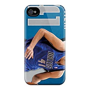 High Quality MikeEvanavas Dallas Mavericks Skin Cases Covers Specially Designed For Iphone - 4/4s