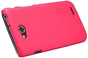 Nillkin Super translúcido Carcasa para LG L90 - rojo (embalaje de venta)