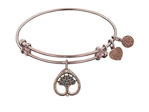 Angelica Arbre de vie extensible Bracelet Collection en laiton