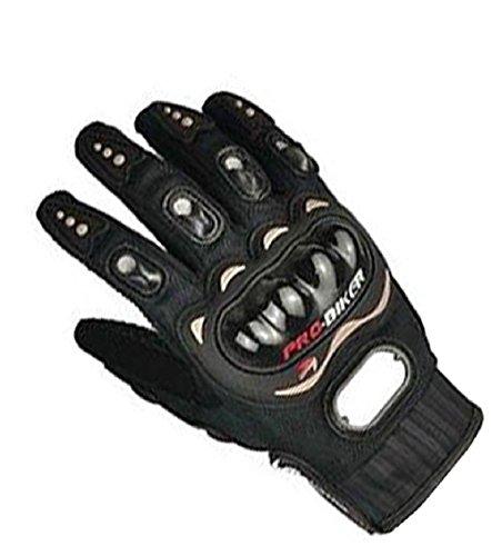 Motorbike Summer Fiber Bike Racing Pro-Biker Motorcycle Full Finger Gloves