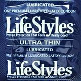 LifeStyles Ultra Thin Condoms- 50pk