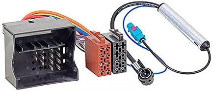 Audioproject A162 Radioadapter Set Quadlock Auf Iso Elektronik