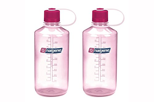 freeshipping nalgene narrow mouth water bottle 1 quart clear pink 11street malaysia. Black Bedroom Furniture Sets. Home Design Ideas