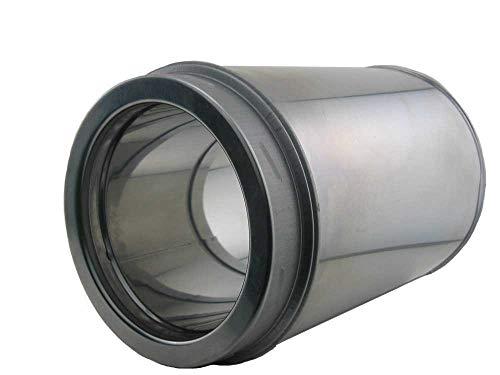 - DuraVent 12DCA-48 12 Inner Diameter - DuraChimney II Class A Chimney Pipe - Dou, Galvanized Steel by M&G DuraVent