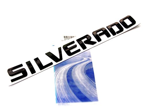black silverado letters - 3
