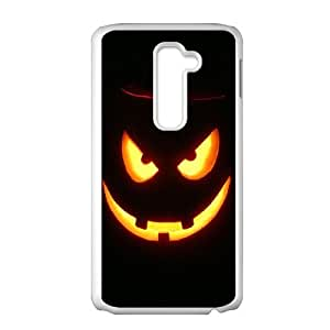 LG G2 Cell Phone Case White Halloween LV7906330