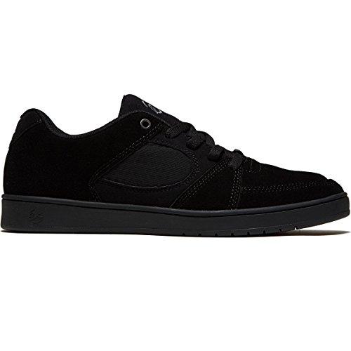 Es Accel Slim Shoes - Nero / Nero