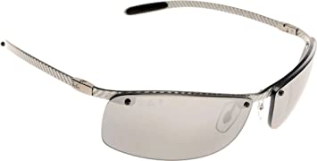 7fcf65593a Image Unavailable. Image not available for. Colour  Ray-Ban Sunglasses -  RB8305   Frame  Light Carbon ...