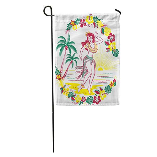 (Semtomn Seasonal Garden Flags 12