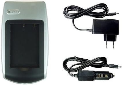 Ladegerät Akku-Ladegerät Tischladegerät  für Kodak EasyShare LS743