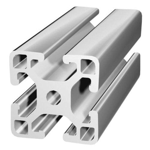 80//20 Inc 40mm x 40mm T-Slot Aluminum 40 Series 40-4040-Lite-Black x 2440mm N