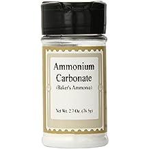 LorAnn Baker's Ammonia (Ammonium Carbonate) 2.7 oz., Jar