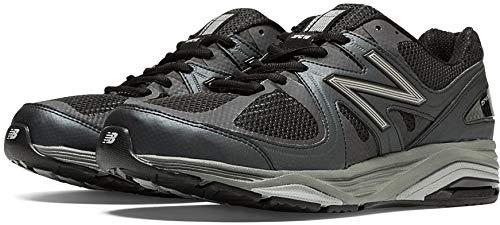 New Balance Men's M1540V2 Running Shoe, Black, 11.5 2E US