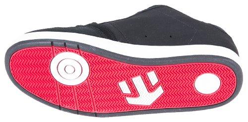 Black Skateboarding Twitch Red Red Mens 2 Black Black Shoes Black Etnies YZwHq