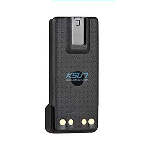KSUN 2600mAh NNTN8560(Explosion Proof) Battery Walkie Talkie Battery for Motorola DP4400, DP4401, DP4800, DP4801, DP4600, DP4601, DP4400E, DP4401E, DP4600E, DP4601E, DP4800E, DP4801E, DP2400, DP2600