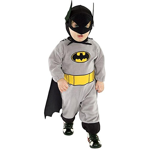 Batman Costume 12 Month Old (Infant Baby Boy Batman Halloween Costume (6-12 Months))