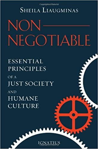 Principal Play Is Non Negotiable For >> Amazon Com Non Negotiable Essential Principles Of A Just Society