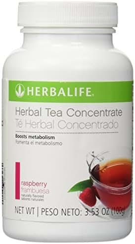 Herbalife Herbal Concentrate Tea (Raspberry Flavor 3.5oz)