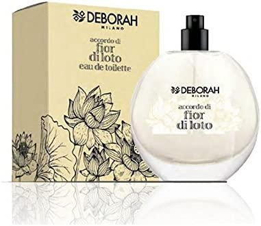 DEBORAH ACCORDO DI FIOR DI LOTO EDT 100 ML: Amazon.it: Bellezza